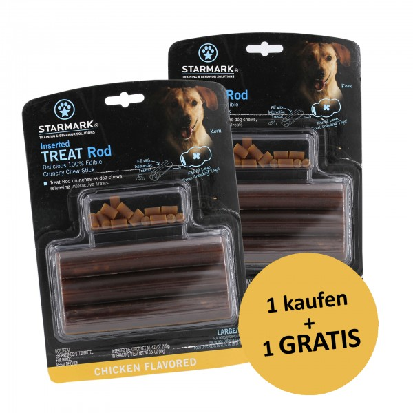 Treat Rod (L) + 1 gratis