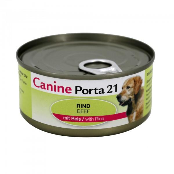 Canine - Rind mit Reis
