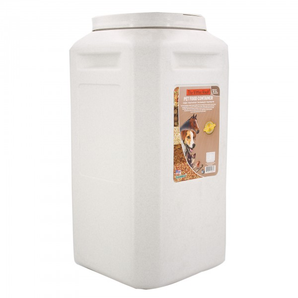Portapet Futterbox quadratisch 40 kg