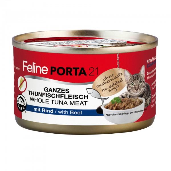Feline Thunfisch mit Rind