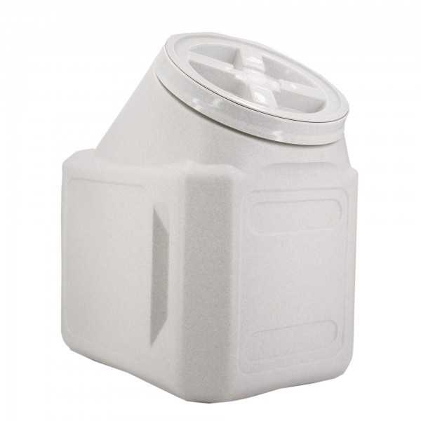 Portapet Futterbox quadratisch 30 kg