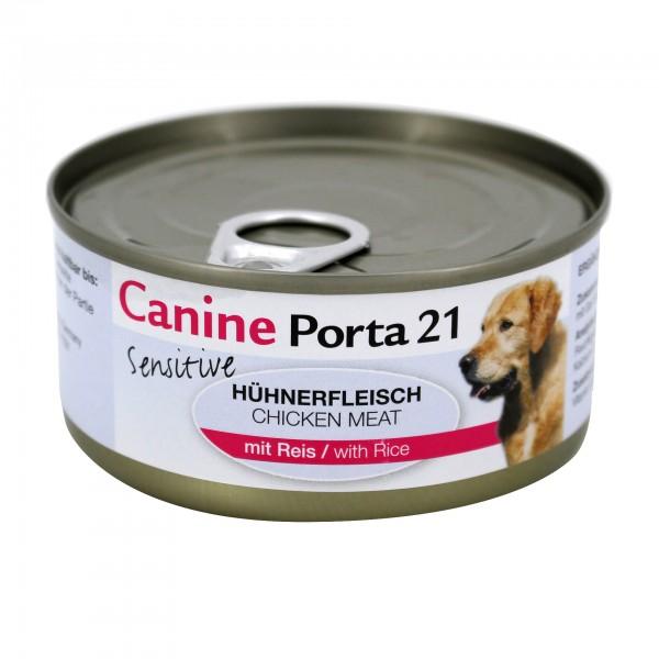 Canine Huhn mit Reis - Sensitive