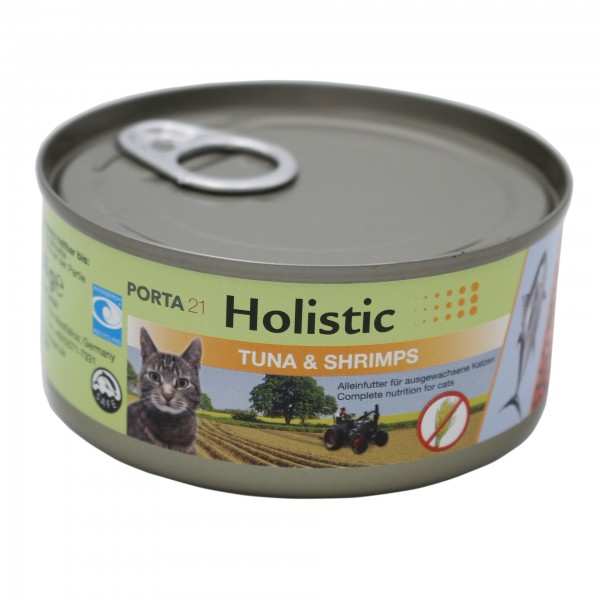Holistic Thunfisch & Shrimps