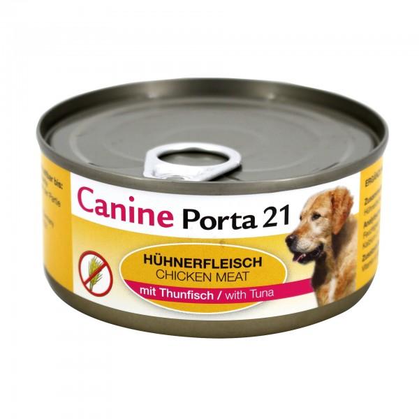 Canine Huhn mit Thunfisch