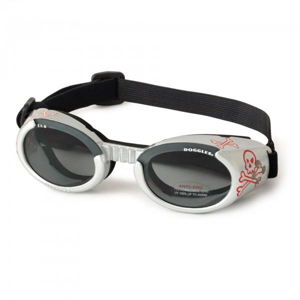 ILS Sonnenbrillen silber