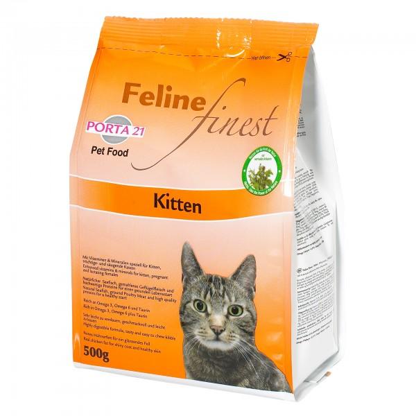 Feline Finest Kitten