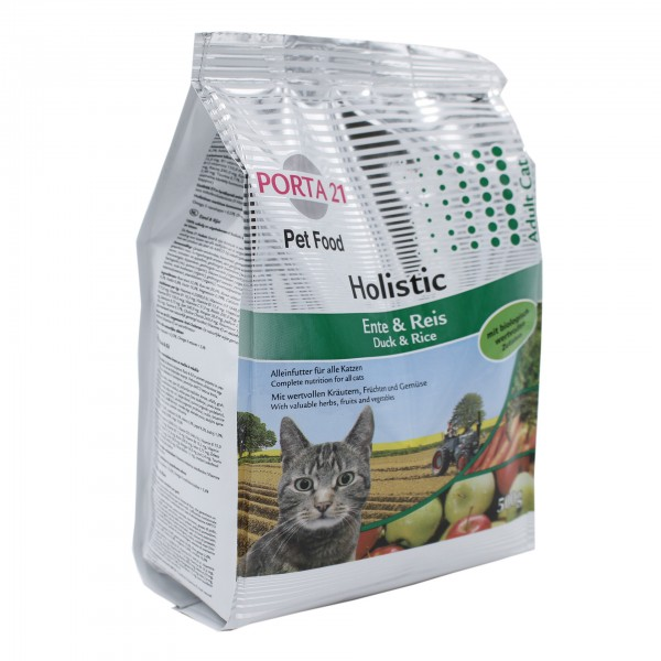 Holistic CAT Ente & Reis