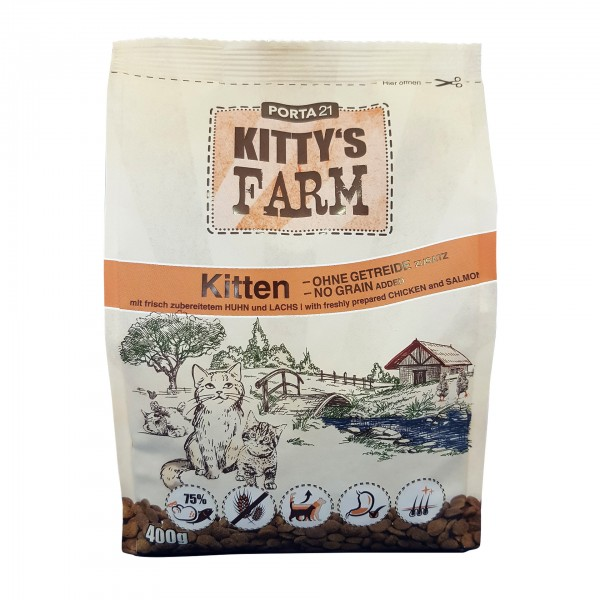 Kitty's Farm - Kitten