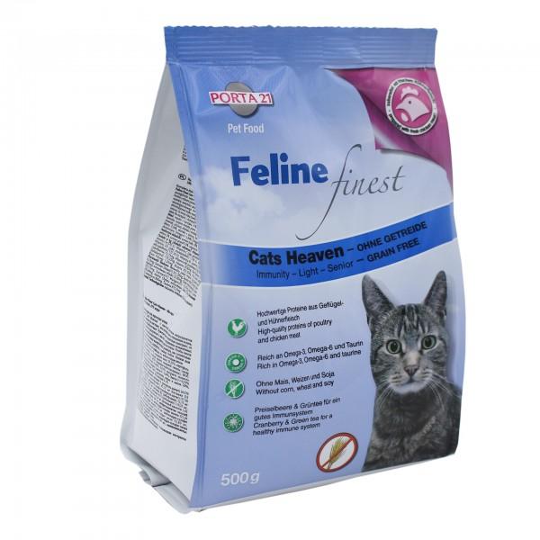 Feline Finest Cats Heaven