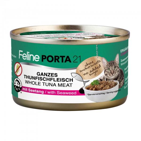 Feline Thunfisch mit Seetang