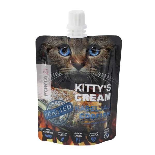 Kitty's Cream Kabeljau
