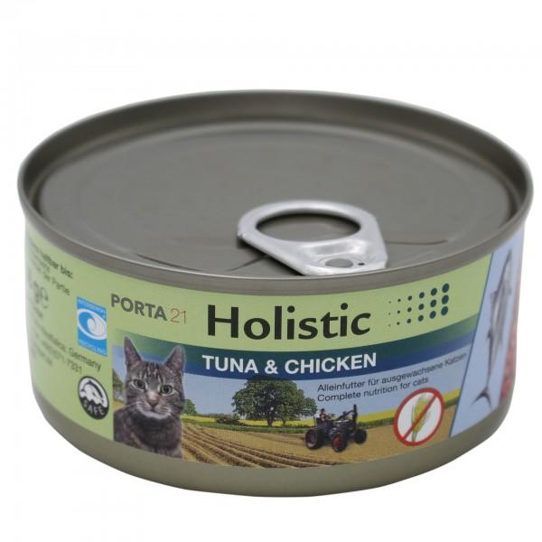 Holistic Thunfisch & Huhn