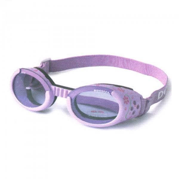 ILS Sonnenbrillen violett