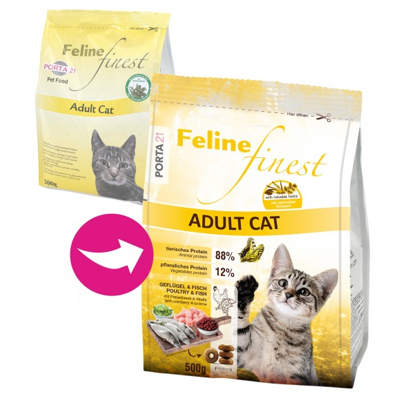 Feline Finest - Adult Cat