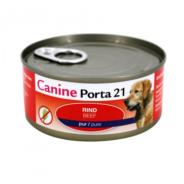 Canine Rind pur