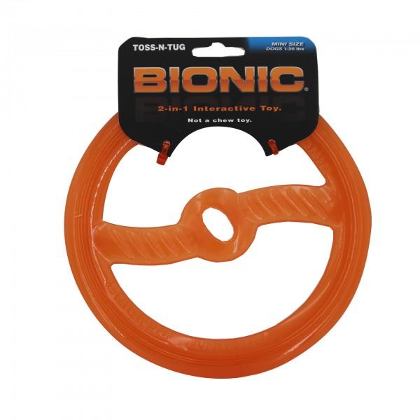 Bionic Toss-n-Tug