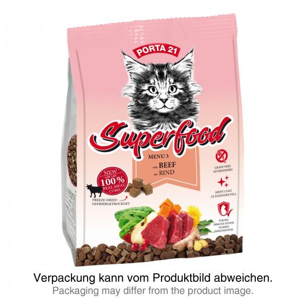 Superfood - Menu3 Rind