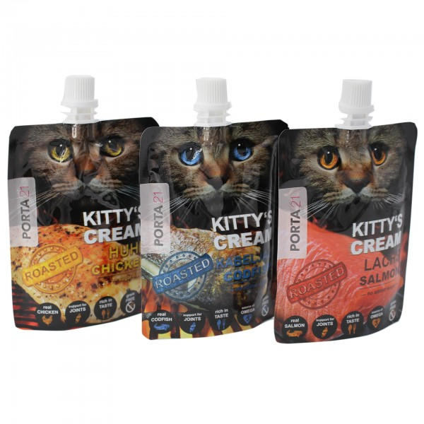 Kitty's Cream - 3er Pack