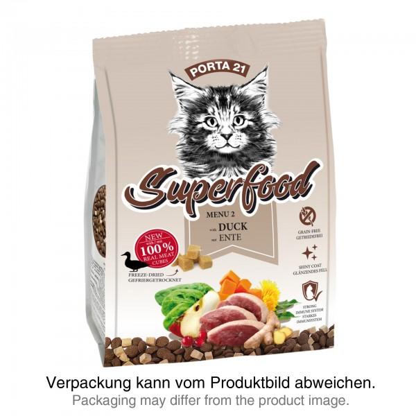 Superfood - Menu2 Ente