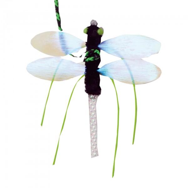Nekoflies Anhänger Kragonfly