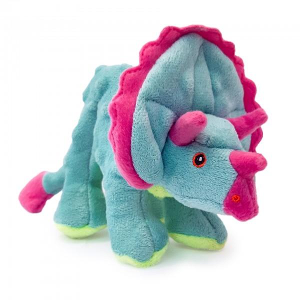 goDog™ Dino Frills Teal S