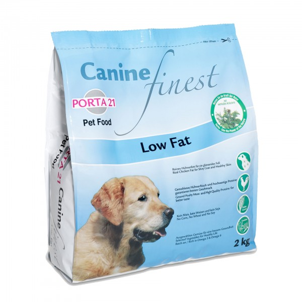 Canine Finest Low Fat