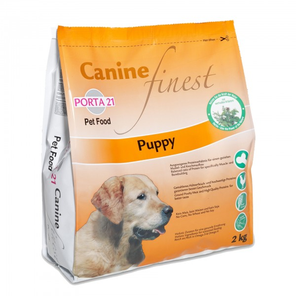 Canine Finest - Puppy