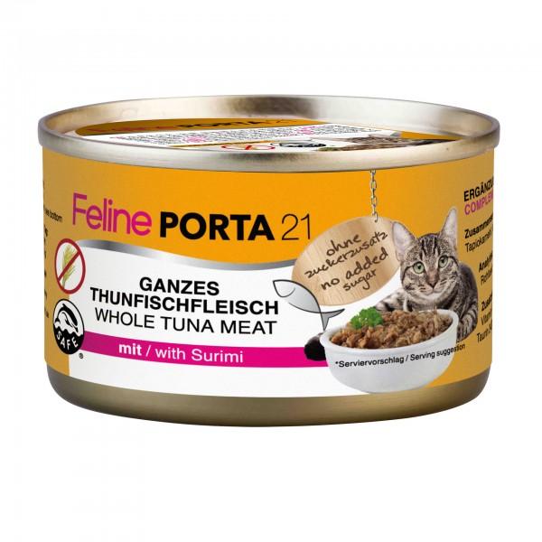 Feline - Thunfisch mit Surimi