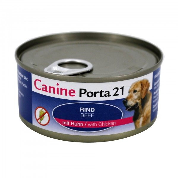 Canine - Rind mit Huhn
