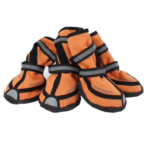 Porta Wear Boots orange