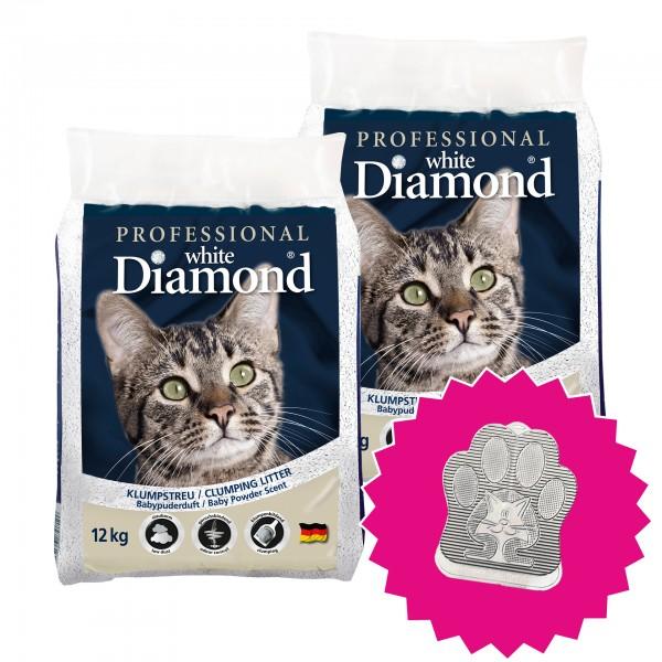 Prof. White Diamond - 2x +Omega-Vorl.