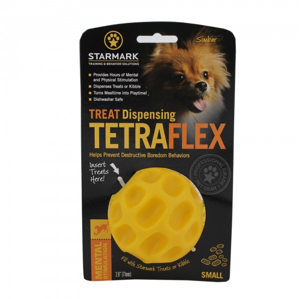 Treat Dispensing Tetraflex