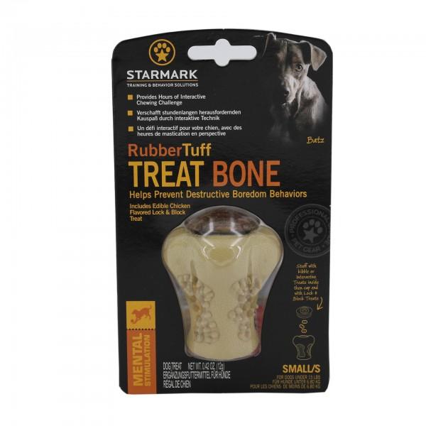 Rubber Tuff Treat Bone