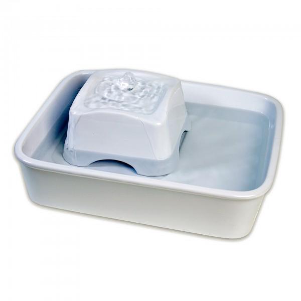 Peaceful Waters Keramik 3,8 L weiß