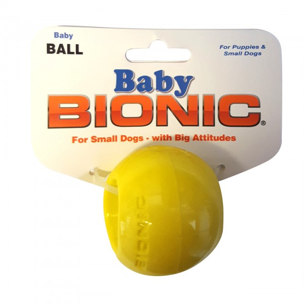 Bionic Puppy Ball