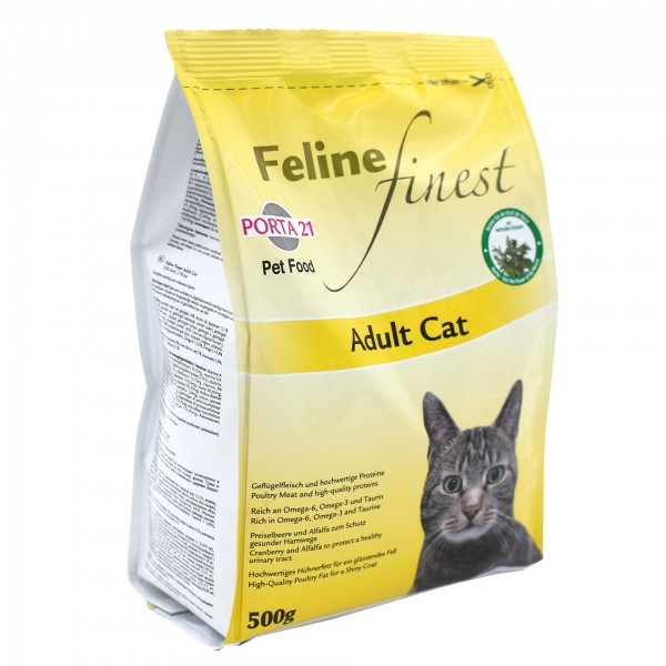 Feline Finest - Adult Cat