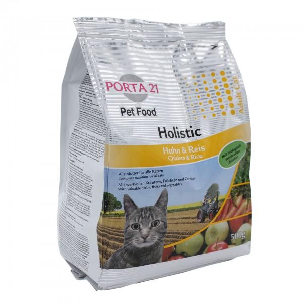 Holistic Cat - Huhn & Reis
