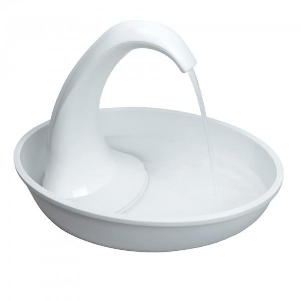 Swan Kunststoff - weiß