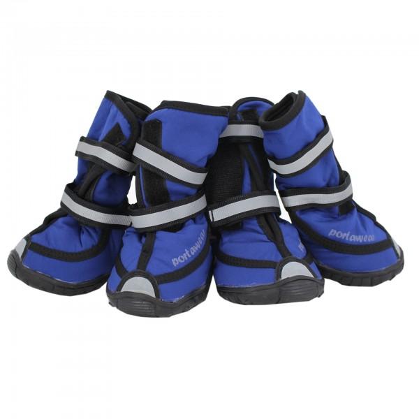Porta Wear Boots blau