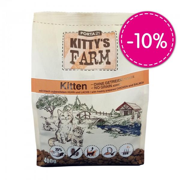 Kitty's Farm - Kitten