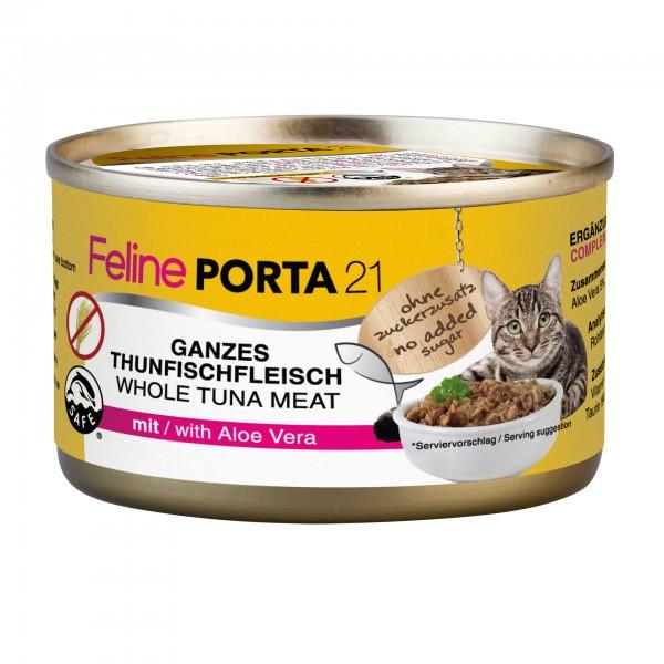 Feline Thunfisch mit Aloe Vera