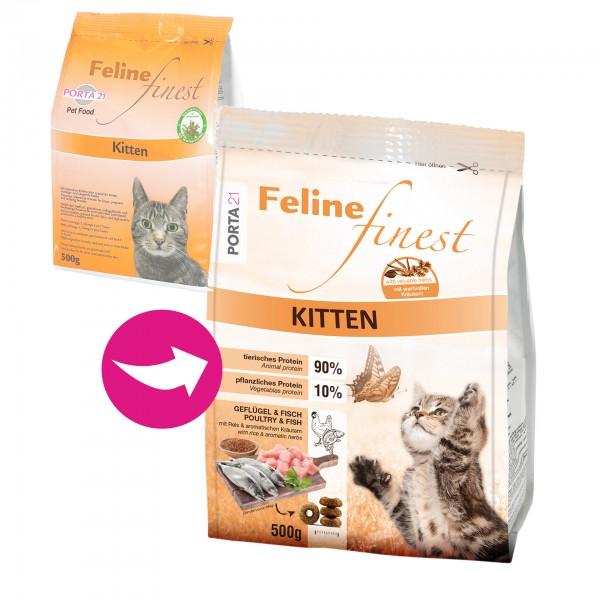 Feline Finest - Kitten